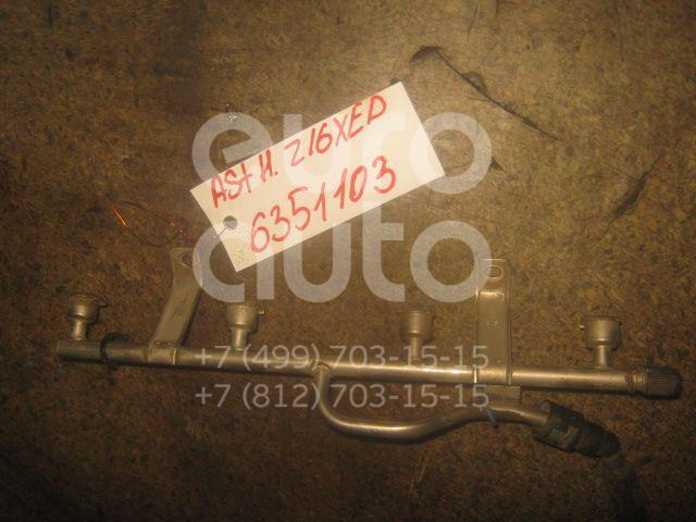 Рейка топливная (рампа) для Opel Astra H / Family 2004>;Astra G 1998-2005;Zafira (F75) 1999-2005;Zafira B 2005-2012 - Фото №1