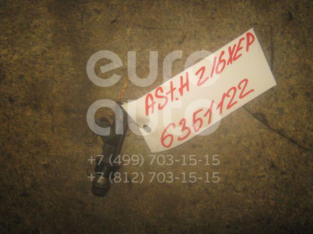 Форсунка инжекторная электрическая для Opel Astra H / Family 2004-2015;Astra G 1998-2005;Meriva 2003-2010;Zafira (F75) 1999-2005;Vectra C 2002-2008;Zafira B 2005-2012 - Фото №1