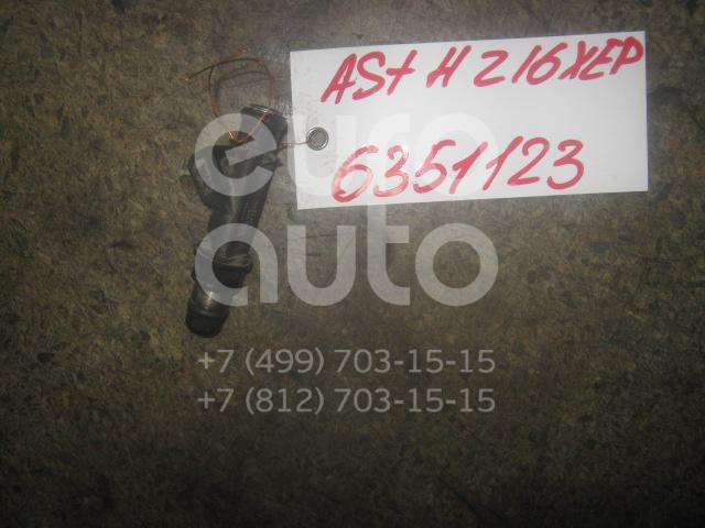 Форсунка инжекторная электрическая для Opel Astra H / Family 2004>;Astra G 1998-2005;Meriva 2003-2010;Zafira (F75) 1999-2005;Vectra C 2002-2008;Zafira B 2005-2012 - Фото №1