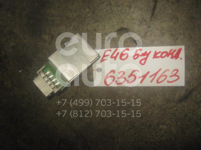 Резистор отопителя для BMW 3-серия E46 1998-2005 - Фото №1