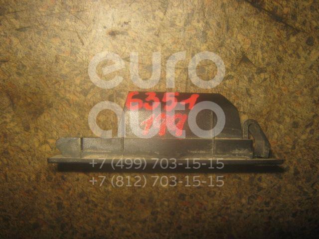 Фонарь подсветки номера для Opel Astra H / Family 2004-2015;Vectra C 2002-2008;Corsa D 2006-2015 - Фото №1