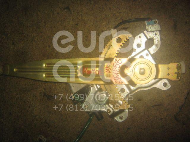Стеклоподъемник электр. задний левый для Mitsubishi Pajero/Montero Sport (K9) 1997-2008 - Фото №1