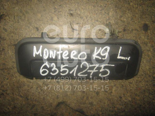 Ручка двери наружная левая для Mitsubishi Pajero/Montero Sport (K9) 1997-2008 - Фото №1