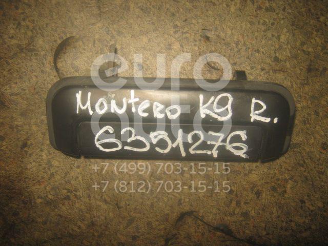 Ручка двери наружная правая для Mitsubishi Pajero/Montero Sport (K9) 1997-2008 - Фото №1