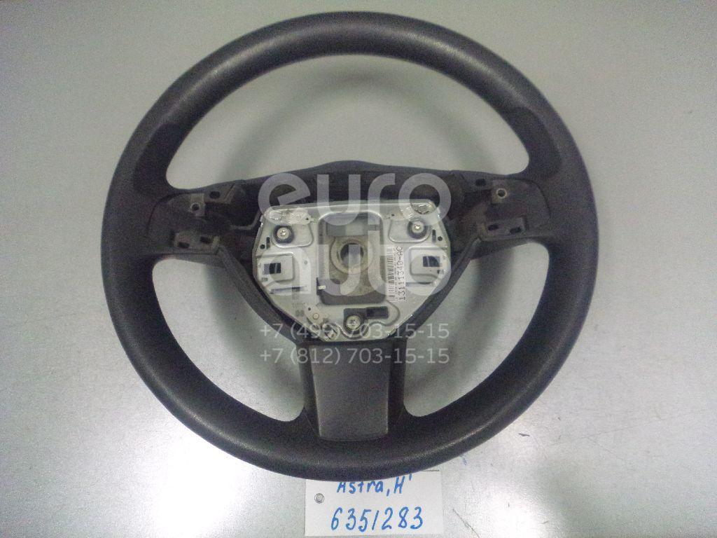 Рулевое колесо для AIR BAG (без AIR BAG) для Opel Astra H / Family 2004-2015 - Фото №1