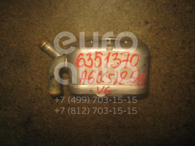 Радиатор масляный для Audi,VW A6 [C5] 1997-2004;A4 [B5] 1994-2001;A8 [4D] 1994-1998;Passat [B5] 1996-2000;Passat [B5] 2000-2005 - Фото №1