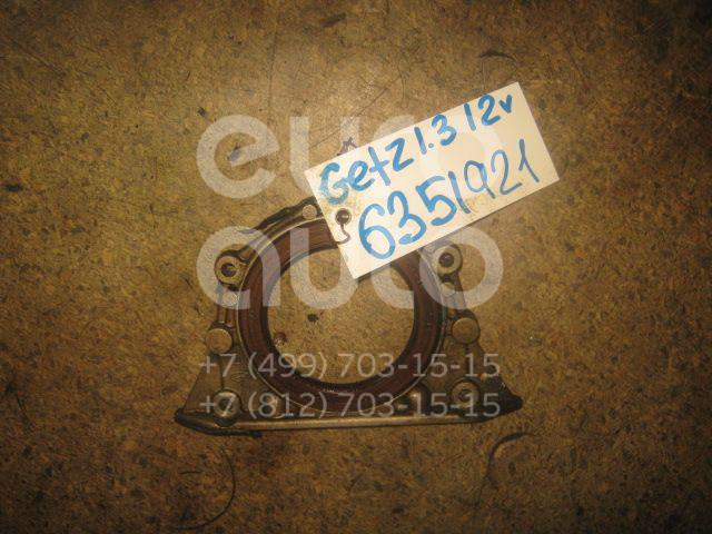 Крышка коленвала задняя для Hyundai Getz 2002-2010 - Фото №1