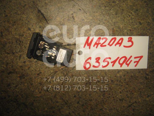 Кнопка обогрева сидений для Mazda Mazda 3 (BK) 2002-2009 - Фото №1