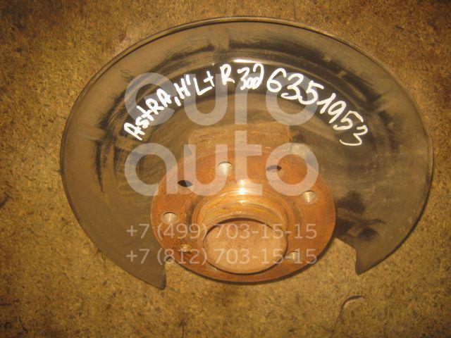 Ступица задняя для Opel Astra H / Family 2004-2015;Zafira B 2005-2012 - Фото №1