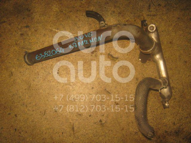 Трубка охлажд. жидкости металлическая для Mitsubishi Pajero/Montero Sport (K9) 1997-2008;Pajero/Montero II (V1, V2, V3, V4) 1991-1996;Pajero/Montero III (V6, V7) 2000-2006 - Фото №1