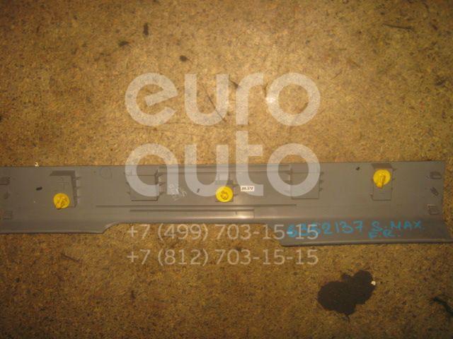 Накладка порога (внутренняя) для Ford S-MAX 2006-2015 - Фото №1