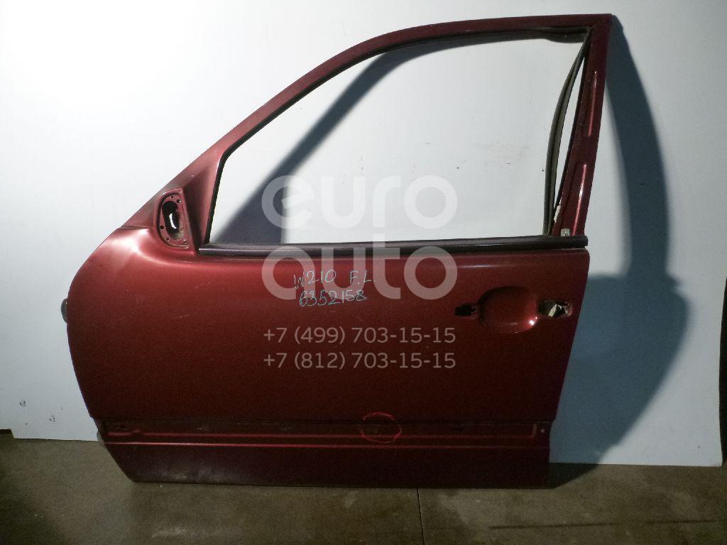 Дверь передняя левая для Mercedes Benz W210 E-Klasse 2000-2002;W210 E-Klasse 1995-2000 - Фото №1
