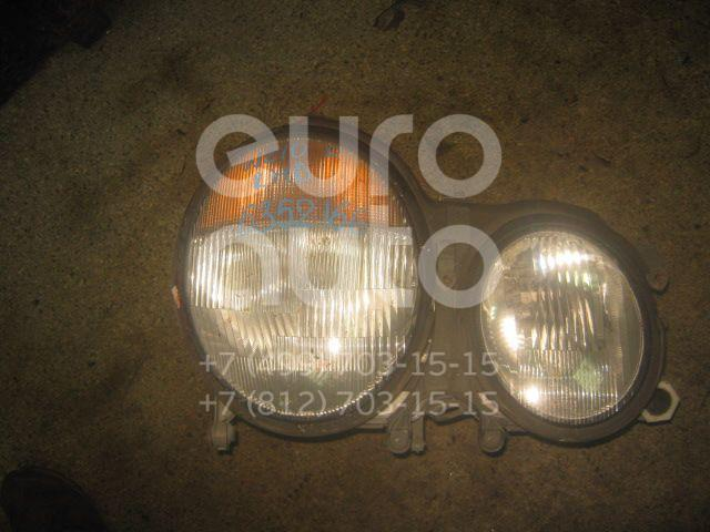Фара правая для Mercedes Benz W210 E-Klasse 2000-2002 - Фото №1