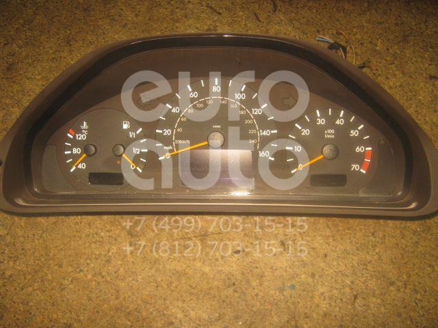 Панель приборов для Mercedes Benz W210 E-Klasse 2000-2002;W210 E-Klasse 1995-2000 - Фото №1
