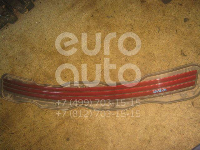 Решетка в капот для Mercedes Benz W210 E-Klasse 2000-2002;W210 E-Klasse 1995-2000 - Фото №1
