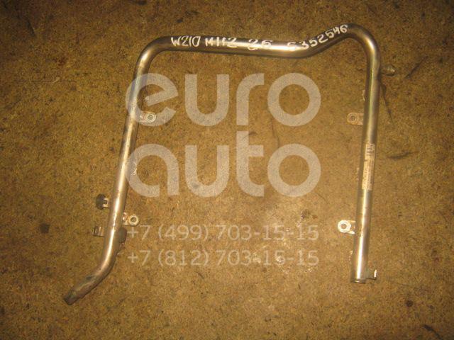 Рейка топливная (рампа) для Mercedes Benz W210 E-Klasse 2000-2002;W163 M-Klasse (ML) 1998-2004;W220 1998-2005;C208 CLK coupe 1997-2002;W203 2000-2006;C209 CLK coupe 2002-2010;W211 E-Klasse 2002-2009 - Фото №1