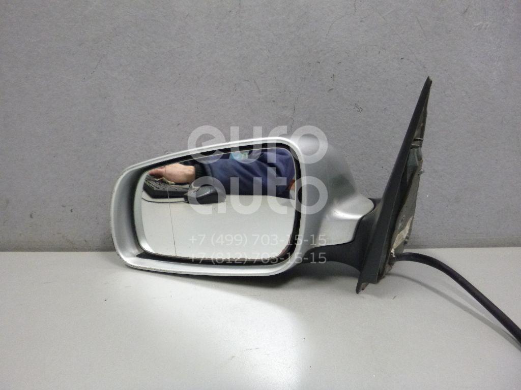 Зеркало левое электрическое для Skoda Fabia 1999-2007 - Фото №1