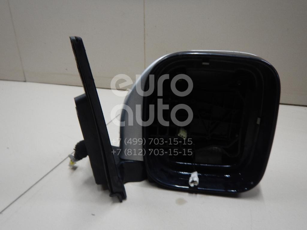 Зеркало правое электрическое для Mitsubishi Pajero/Montero (V6, V7) 2000-2006 - Фото №1