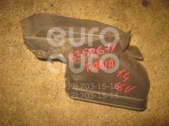 Воздухозаборник (наружный) для Skoda Fabia 1999-2007 - Фото №1