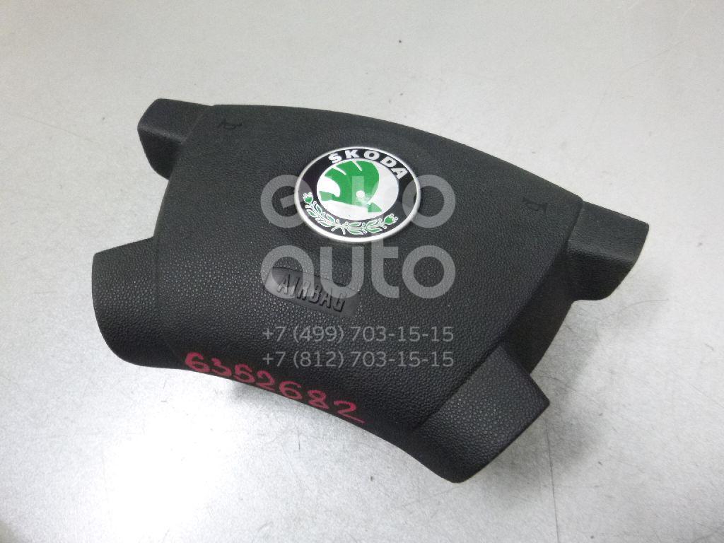 Подушка безопасности в рулевое колесо для Skoda Fabia 1999-2006 - Фото №1