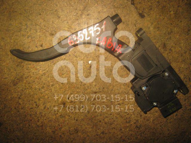 Педаль газа для Skoda,Audi,Seat,VW Fabia 1999-2006;A3 (8L1) 1996-2003;TT(8N) 1998-2006;Octavia (A4 1U-) 2000-2011;Leon (1M1) 1999-2006;Toledo II 1999-2006;Octavia 1997-2000;Golf IV/Bora 1997-2005;Polo 1994-1999;New Beetle 1998-2010 - Фото №1