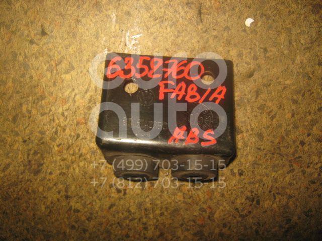 Кронштейн блока ABS (насос) для Skoda Fabia 1999-2007 - Фото №1