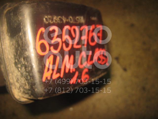 Патрубок воздушного фильтра для Nissan Almera Classic (B10) 2006-2013 - Фото №1