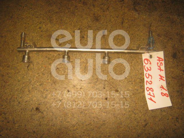 Рейка топливная (рампа) для Opel Astra H / Family 2004-2015 - Фото №1