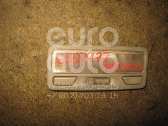 Плафон салонный для Mitsubishi Pajero/Montero III (V6, V7) 2000-2006;Space Wagon (N8,N9) 1998-2004;Pajero Pinin (H6,H7) 1999-2005;Outlander (CU) 2001-2008;Lancer (CS/Classic) 2003-2008 - Фото №1