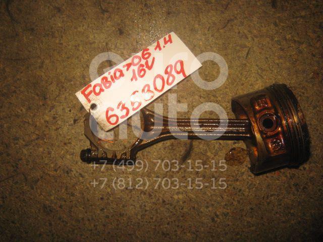 Поршень с шатуном для Skoda Fabia 1999-2007 - Фото №1