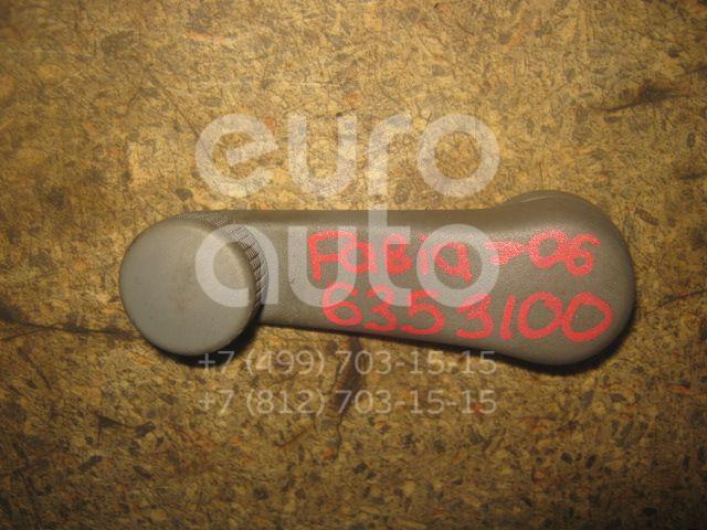 Ручка стеклоподъемника для Skoda Fabia 1999-2006 - Фото №1