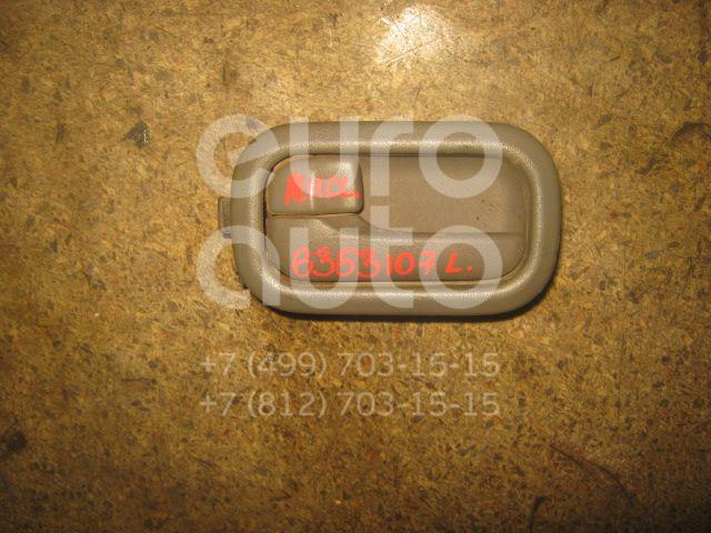 Ручка двери внутренняя левая для Nissan Almera Classic (B10) 2006-2013 - Фото №1