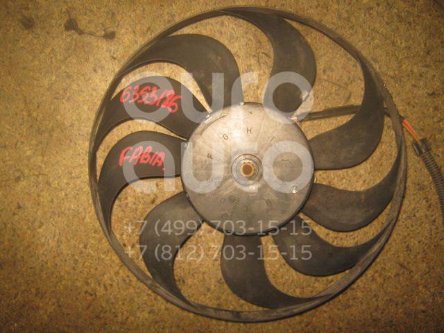 Вентилятор радиатора для Skoda Fabia 1999-2006 - Фото №1