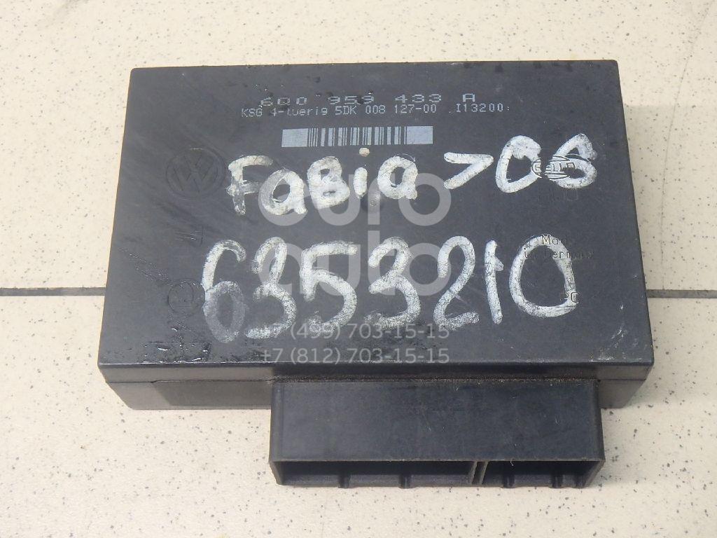 Блок комфорта для Skoda Fabia 1999-2006 - Фото №1