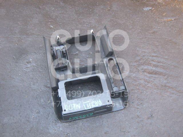 Накладка (кузов внутри) для Mitsubishi Pajero/Montero (V6, V7) 2000-2006 - Фото №1