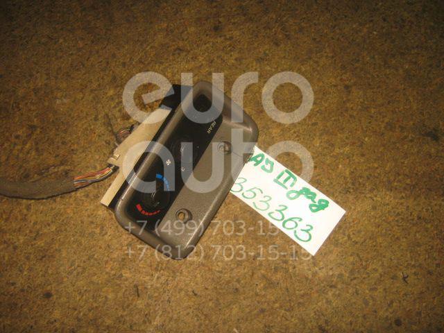 Блок управления отопителем для Mitsubishi Pajero/Montero III (V6, V7) 2000-2006 - Фото №1