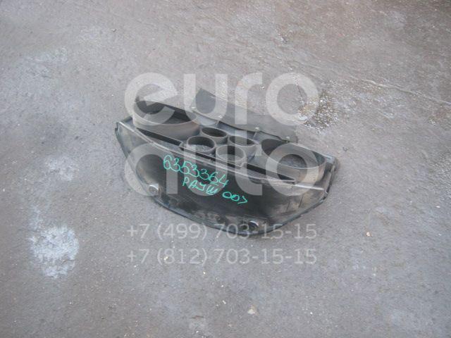 Накладка (кузов внутри) для Mitsubishi Pajero/Montero III (V6, V7) 2000-2006 - Фото №1