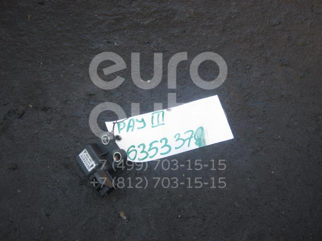 Датчик AIR BAG для Mitsubishi Pajero/Montero III (V6, V7) 2000-2006;Lancer (CK) 1996-2003;Galant (EA) 1997-2003;Space Wagon (N8,N9) 1998-2004;Colt (CJ) 1996-2004;Pajero Pinin (H6,H7) 1999-2005;Pajero/Montero Sport (K9) 1997-2008 - Фото №1