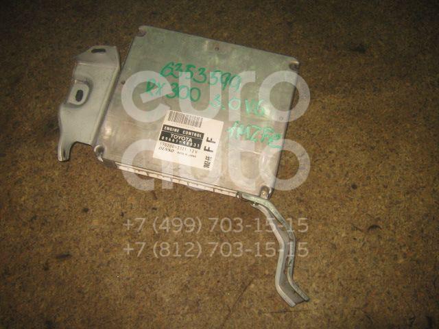 Блок управления двигателем для Lexus RX 300 1998-2003 - Фото №1
