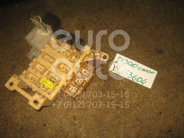 Блок предохранителей для Lexus RX 300 1998-2003 - Фото №1