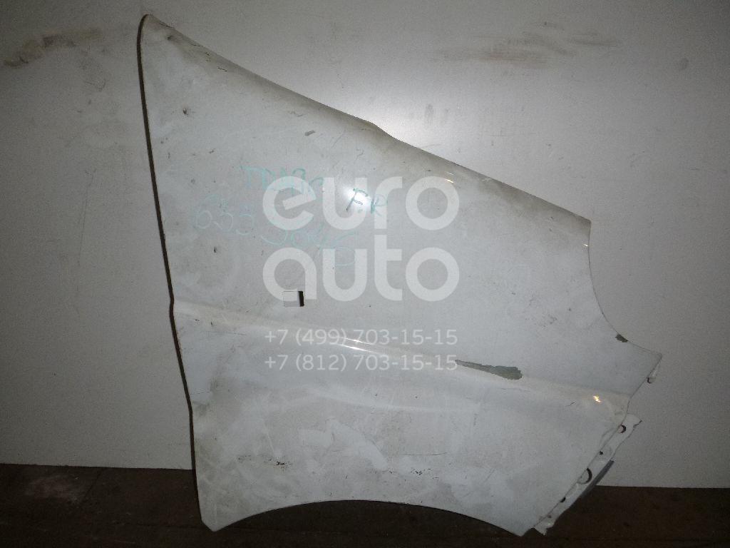 Крыло переднее правое для Renault,Opel Trafic 2001-2014;Vivaro 2001-2014 - Фото №1