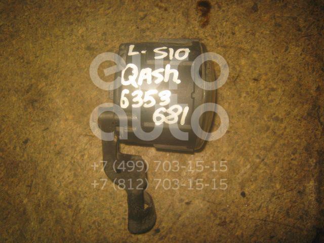 Фара противотуманная левая для Nissan Primera P12E 2002-2007;Almera N16 2000-2006;Qashqai (J10) 2006-2014;Laguna II 2001-2008 - Фото №1