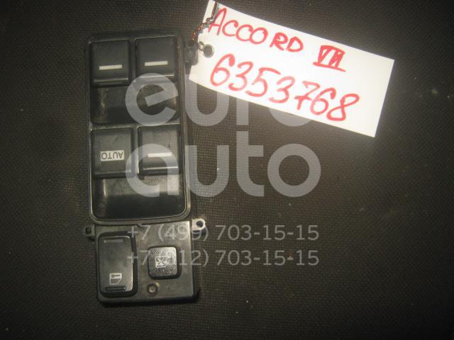 Блок управления стеклоподъемниками для Honda Accord VII 2003-2007 - Фото №1