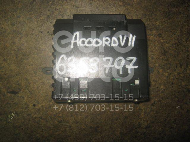 Усилитель для Honda Accord VII 2003-2008 - Фото №1