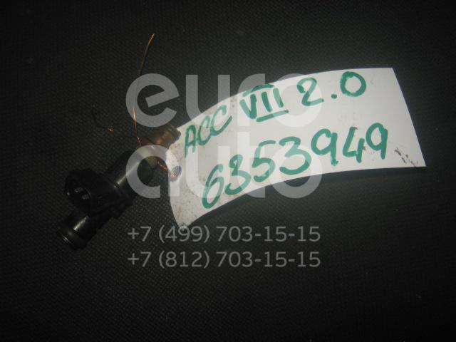 Форсунка инжекторная электрическая для Honda Accord VII 2003-2008;Element 2003-2010;FR-V 2005-2010;CR-V 2002-2006;CR-V 2007-2012;Accord Coupe USA 2003-2008 - Фото №1