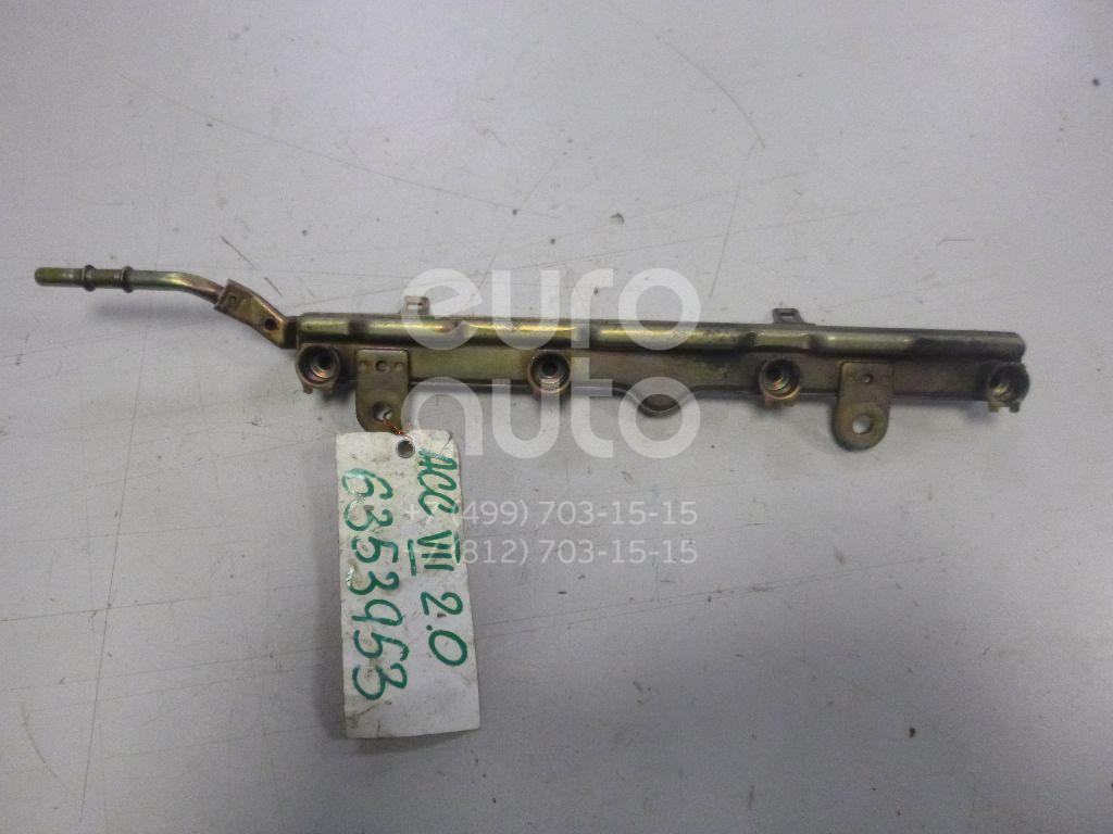 Рейка топливная (рампа) для Honda Accord VII 2003-2008;Element 2003-2010;CR-V 2007-2012;Civic 5D 2006-2012 - Фото №1