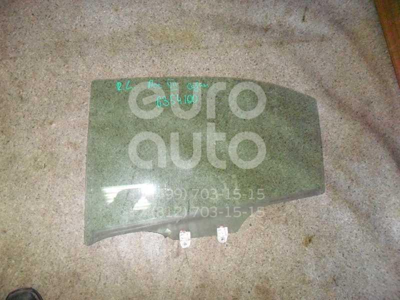 Стекло двери задней левой для Honda Accord VII 2003-2008 - Фото №1