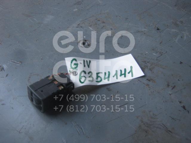 Кнопка корректора фар для VW Golf IV/Bora 1997-2005;New Beetle 1998-2010;Pointer/Golf BR 2004> - Фото №1