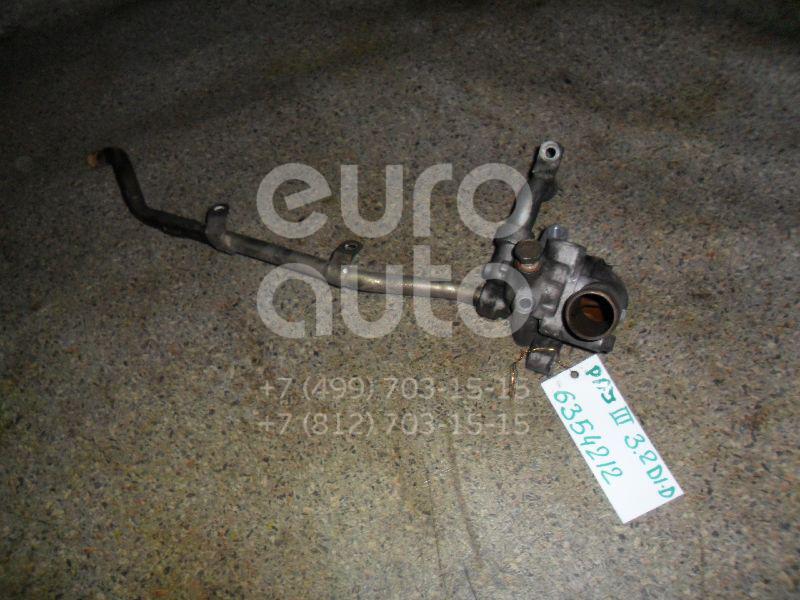 Корпус термостата для Mitsubishi Pajero/Montero III (V6, V7) 2000-2006 - Фото №1