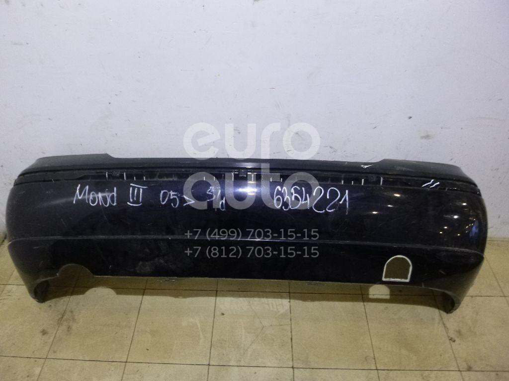 Бампер задний для Ford Mondeo III 2000-2007 - Фото №1